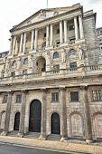 Bank Of England, London, England, Uk, Europe