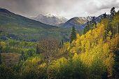 Rocky Mountain Fall Storm