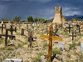 Historic Taos Cemetery
