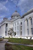 The Capitol Of Montgomery Alabama