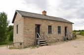 Fort Laramie National Historic Site, post jail