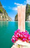 Getaway Journey Asian Boat