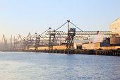 Sea Port Cranes