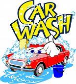 Wash.eps de coche