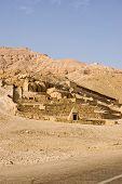 Deir el-Medina-Gräber, luxor
