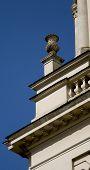 Metropolitan Church Detail