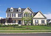 Upscale Suburban Home