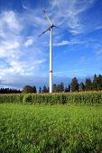 Rural Wind Turbine