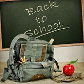School Theme Still Life