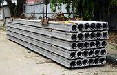 Prefabricated floor slab panel