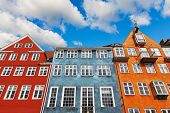 Old Copenhagen architecture