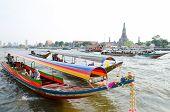 Bangkok - touristische Boote