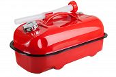 Red Jerrycan