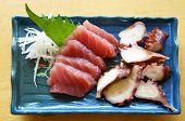 Sashimi, Not Sushi