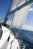 modern sailing