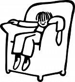 Armchair Boy