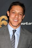 LOS ANGELES - MAY 10:  Theo Rossi arrives  at the Launch of