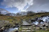 Winter In Snowdonia