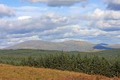 Colinas de Escocia
