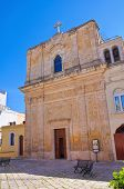 Immaculate Church. Mottola. Puglia. Italy.