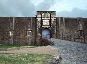 Fortress In Guadeloupe