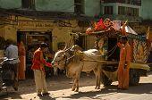 Mobile Hindu Temple, Hyderabad