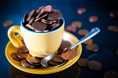 Cup of cents