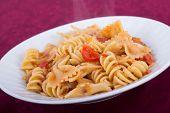 tomato rotinis pasta
