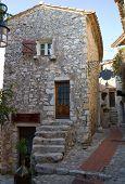 Eze Village Stone Building