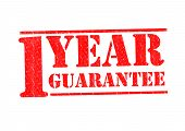 1 Year Guarantee