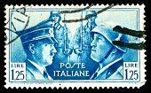 Vintage Ww2 Stamp