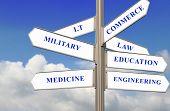 Seven Career Path