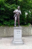 Statue Of Michael Collins