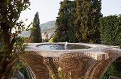 Rome, Tivoli, Villa D'este, Fountain With View