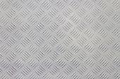 Non-slip aluminum surface