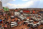 Kampala Taxi Park View