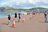 Triathlon Runners Promenade
