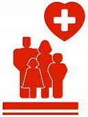 family medical symbol