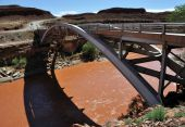 Mexican Hat Bridge - San Juan River