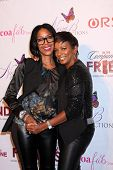 LOS ANGELES - NOV 21:  Robi Reed, Vanessa Bell Calloway at the