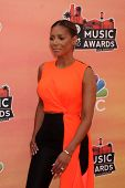 LOS ANGELES - MAY 1:  Mel B at the 1st iHeartRadio Music Awards at Shrine Auditorium on May 1, 2014 in Los Angeles, CA