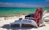 Life is a beach in Cozumel Mexico