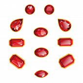 Ruby Set Isolated Objects