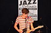 Netherlands - Voorschoten - Circa June 2012: The Breaks During The Occurrence Overalls Jazz Culinary