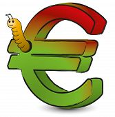 Wormy Euro