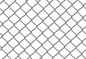 metal net gray