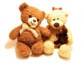 Teddy-bears Family