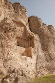 necropolis, Naqsh e-Rustam, Iran