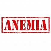 Anemia-stamp
