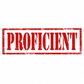 Proficient-stamp